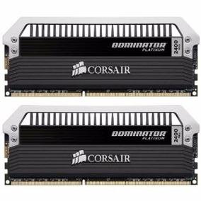 Memória Corsair Dominator Platinum 16gb (2 X 8gb) 2400mhz