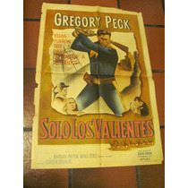 Afiches De Cine Antiguos Con Gregory Peck