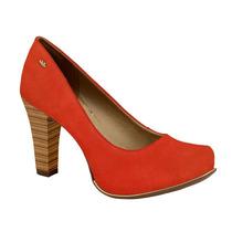Promoção Imperdível Sapato Dakota Feminino Meia Pata Tomate
