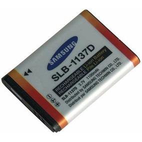 Bateria Samsung Slb-1137d Original 85 I80 Nv24 Nv106 Nv30