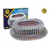 Rompecabezas 3d Nanostad Estadio Azteca Club Fútbol America