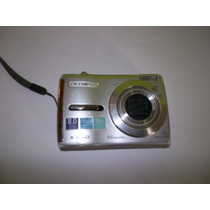 Camera Digital Olympus X840 8mp Com Defeito Não Liga