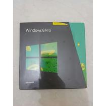 Midia + Chave De Ativação Windows 8 Pro Original Fretegratis