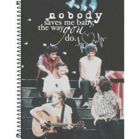 Caderno One Direction 1 Materia