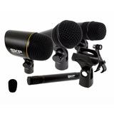 Micrófono Para Percusión Skp - Dms7 - 101db