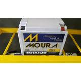 Batería Gel Moura 12v 26ah Carro Golf Silla De Ruedas Nautic
