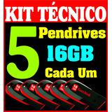 Kit Técnico De Informatica / Manutenção E Formatação De Pc´s