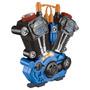 Hot Wheels Motor Radical Monte Desmonte Fun