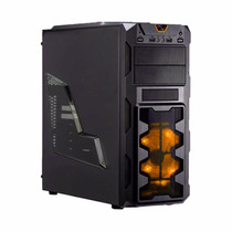 Gabinete Gamer Monster X2 Naja Usb 3.0 Sem Cooler