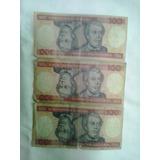 Notas Antigas - 100 Cruzeiros - Cédulas Antigas