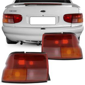 Lanterna Traseira Escort Zetec Hatch 97 98 99 00 01 2002 03