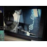 Reloj De Pared A Péndulo C/sonería- Electrónico- Japonés