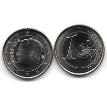 Moneda España Bimetalica 1 Euro Año 2015