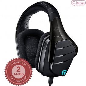 Headset Gamer Logitech Artemis Spectrum G633 Surround 7.1