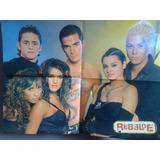 Posters Rbd - Rebelde Mexicano