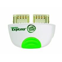 Juguete Cámara De Leapfrog Leapster Explorer Y Video Record