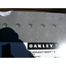 Bota / Oakley Elite Boot Assault Autenticidade Garantida