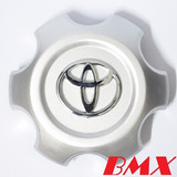 Calota Miolo Centroroda Hilux Toyota Prado Land Cruise Prata