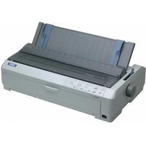 Impresora Epson Matriz De Punto Fx-2190 9 Agujas