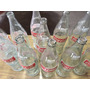 Lote De 11 Viejas Botellas De Coca Cola / 1 Lt / S Cristóbal