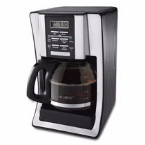 Cafetera 12 Tazas Mr Coffee Programable Elimina 97%cloro