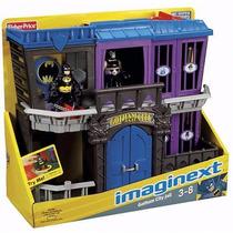 Imaginext Dc Fisher Price Prisão De Gotham W9642
