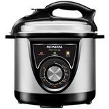 Panela De Pressão Elétrica Mondial Pratic Cook 3l 110v Pe-26