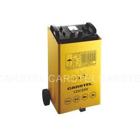 Cargador Bateria De Carro 12v-24v 50amp Arranq.timer-amp