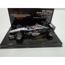 Mclaren Mp4/14 Hakkinen Campeon 1999 F1 1/43 Minichamps