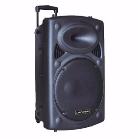 Caixa De Som Amplificada Bluetooth 280w Rms Sd Pendrive Mic