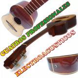 Cuatro Venezuela Profesional De Concierto Electroacustico