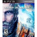 Lost Planet 3 Ps3 - Entrega Inmediata - Digievo