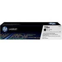 Hp Toner Color Negro 126a No Original Ce310a
