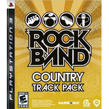 Juego Ps3 Rock Band Country Track Pack Usado