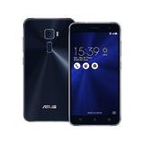 Asus Zenfone 3 Ze552kl 64gb Negro Zafiro, Dual Sim, 4 Gb, 5