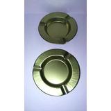 Cinzeiro De Mesa Simplescinzeiro Metal 1caxa 120unds