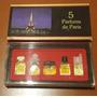 5 Perfumes De Paris Mujer 13ml Importados Unico Dificil Enco