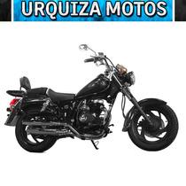 Moto Custom Zanella Patagonian Eagle 150 Black 0km