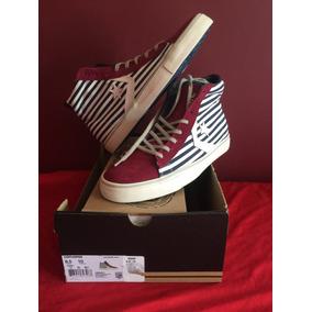 Converse Pro Acero Vulcanizada En Monopatín Zapatos Talle 42