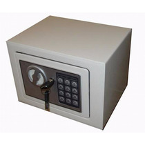 Caja Fuerte Digital Electrónica 170 X 230 X 170mm. Fac. A B