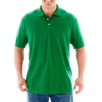 Camiseta Tipo Polo Caballero Tallas Extra 3xl, 4xl, 5xl, 6xl