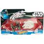 Nave Hot Wheels Star Wars Tie Fighter/millenium Falcon Rdf1