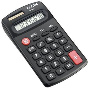 Calculadora De Bolso Cb1483 - Elgin