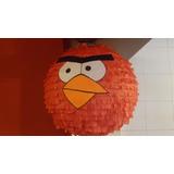 Piñata Angry Birds Cumpleaños Infantiles