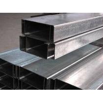 Perfil C Galvanizado 80x50x15 X 1,6mm | Barra X 12 Mtrs