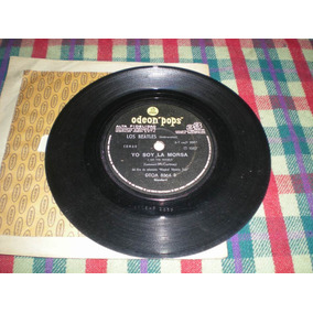 Lp Los Beatles (simple) Hola Adios - Yo Soy La Morsa
