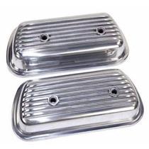 Set Tapas De Puntería Aluminio, Vocho Moderno Clasico, Empi