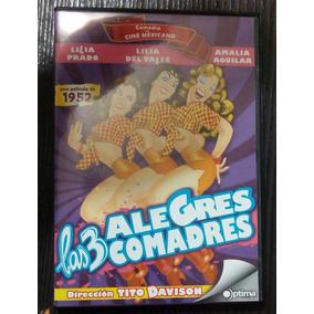 Las Tres Alegres Comadres, Amalia Aguilar
