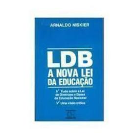 Livro Ldb: A Nova Lei Da Educação Arnaldo Niskier