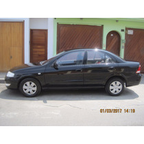 Nissan Almera Motor 1.6 2010 Negro 5 Puertas
